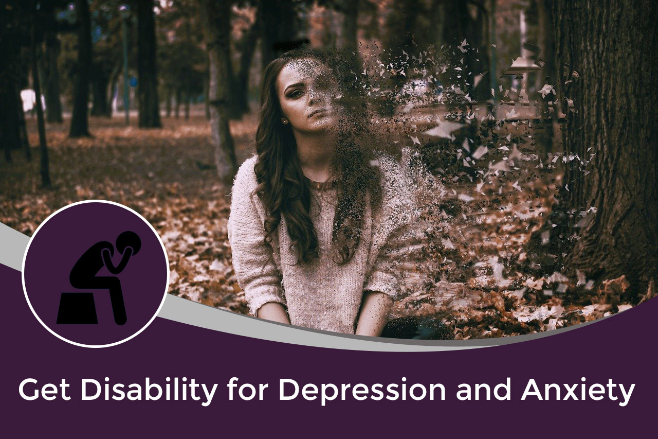 How to Get Disability for Depression and Anxiety - LaShawn ...