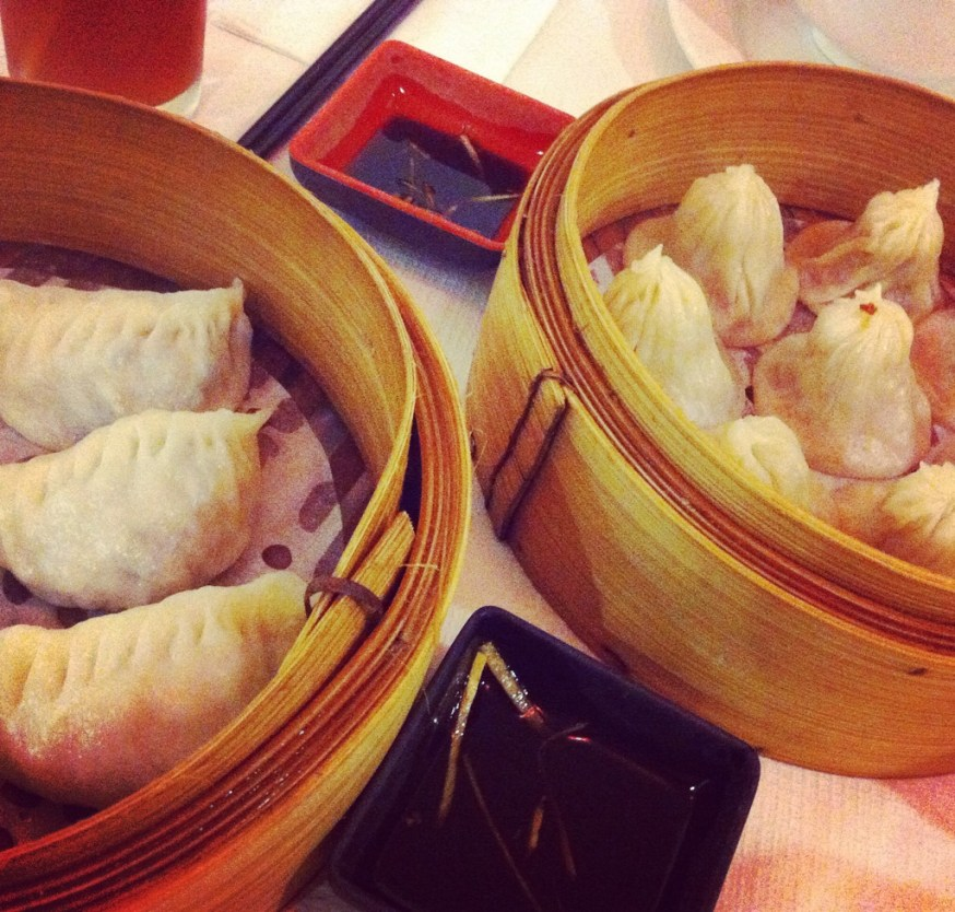 Chinatown London - Dim Sum