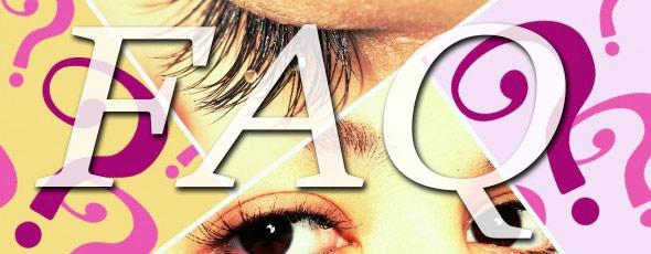 top faq about eyelash extension - Eyelash Blog & Beauty Tips