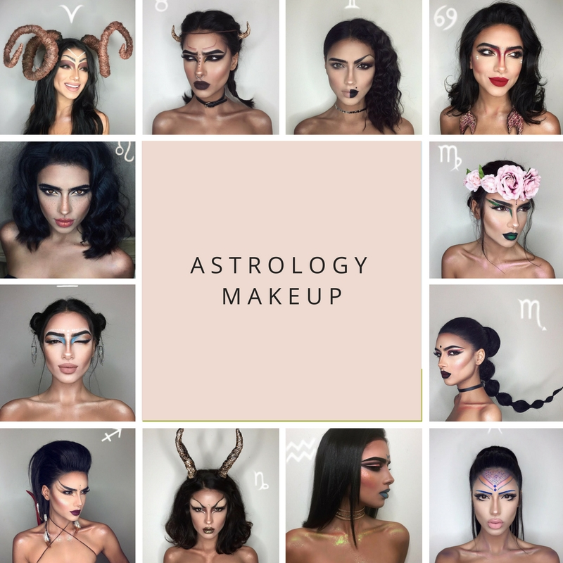 astrology makeup - Eyelash Blog & Beauty Tips
