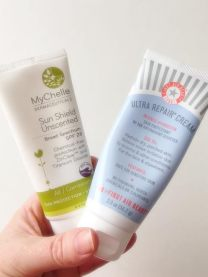 sunscreen-and-moisturizer
