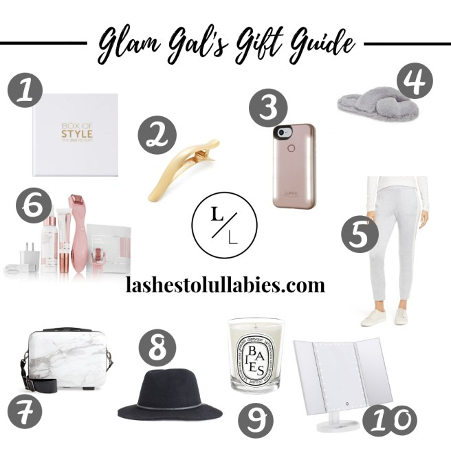 Glam Gal's Gift Guide
