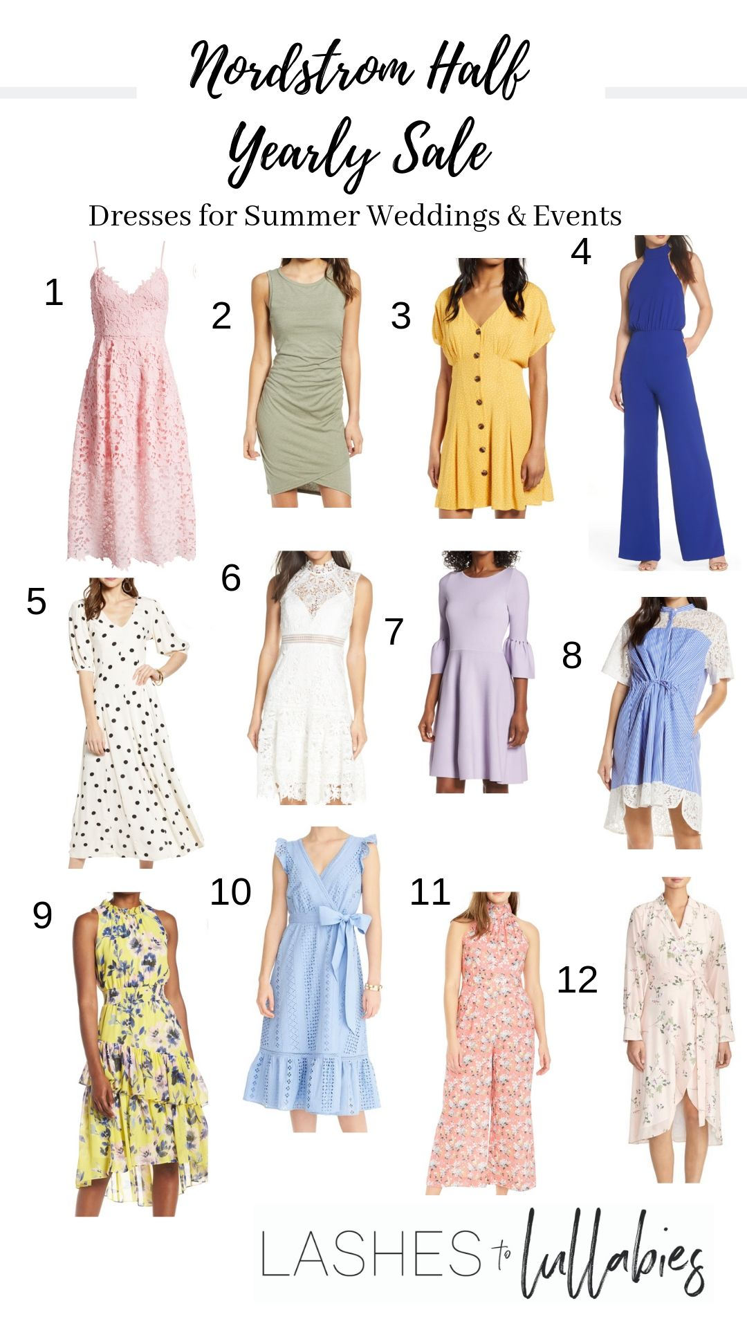 97b5364e165 My picks from the Nordstrom Half Yearly Sale – Summer Dresses ...