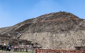 Piramides de Teotihuacan, México