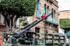 Policía, Grito de Dolores, León, Guanajuato, México, Independencia mexicana