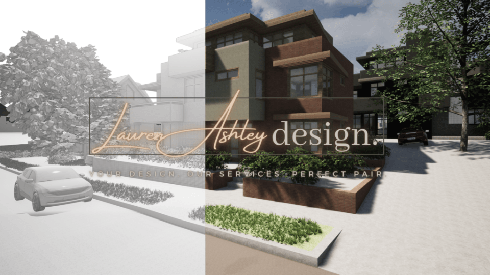 3D Rendering Lauren Ashley Design | Animated Rendering