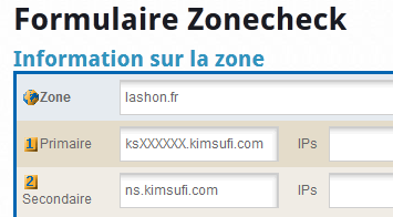 Zone Check Afnic