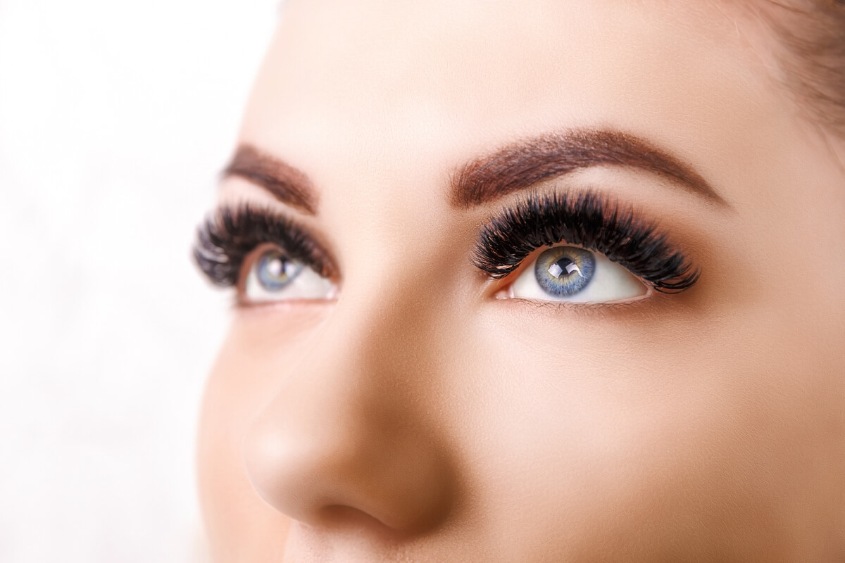 Russian Volume Classes Training Course Eyelash Extension
