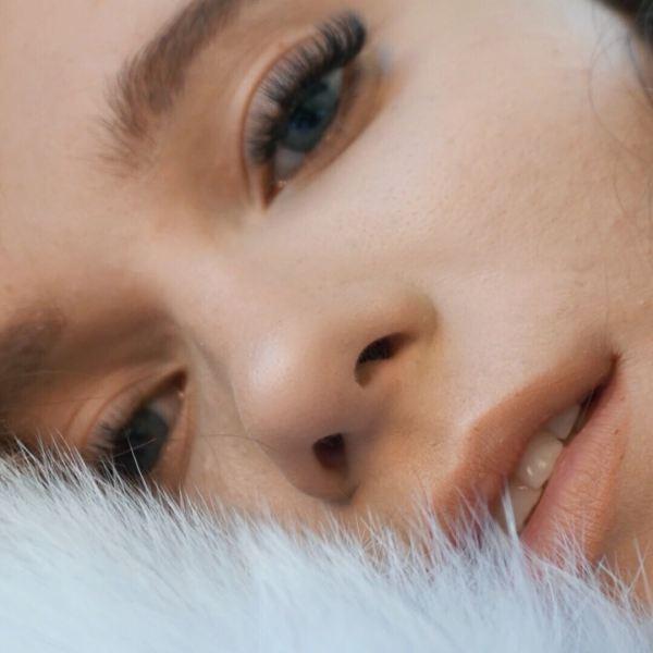 Model False Eyelashes