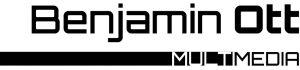 Logo Benjamin Ott | Multimedia - Marketing. Consulting.