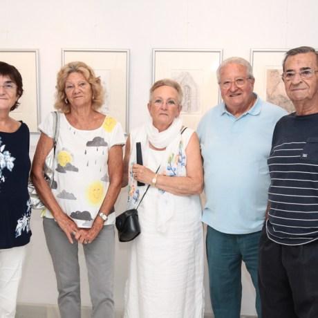 Antonia Barcelo Neil Reinders Augusta Vanderstar Sebastià Morei Toni Mas Foto: © La Siesta Press | J. Fernández Ortega