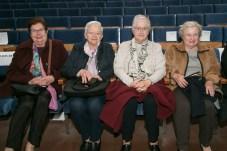 Margarita Enseñat, Margarita Alemany, Margarita Moner, María Rosa Llodra Foto: © La Siesta Press (Queda expresamente prohibida la reproducción total o parcial)