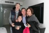 Amador Capilla, Eva Fernández, Daniel Pérez, Juan Urieta © La Siesta Press / J. Fernández Ortega