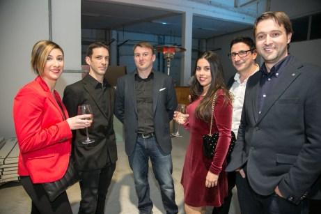 Raquel Climent, Diez J, David Marcos, Rafael Jimenez, Nuria H, Alfredo Riera, Trabajadores Cabot Baleares © La Siesta Press