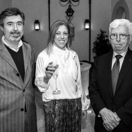 Gabriel Matheu, Joana Mara Prats, Miguel Matheu © La Siesta Press
