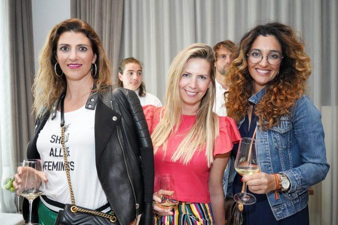 Marta Ferrér, Noemi Mir, Isabel Reynes © La Siesta Press / J. Fernández Ortega