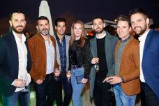 Sergio, Vicens, Jose Felix, Mariangeles, Momo, Roberto Y Juan © La Siesta Press / J. Fernández Ortega