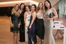 Mariuska Díaz, Cristina Salgado, Mia Arcabic, Camilla Mohlin, Annika Fredriksson © La Siesta Press / J. Fernández Ortega