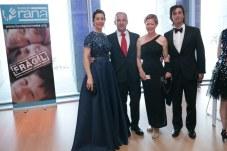 Mariana Chacón, Hans Lenz, Ulrike Dau y Borja Alvarez Estrada © La Siesta Press / J. Fernández Ortega