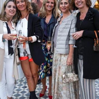 Alícia Polo, Cristina Muñoz De Pinko, Maríajo Marcos, Xisca y Felisa Foto: © La Siesta Press | J. Fernández Ortega