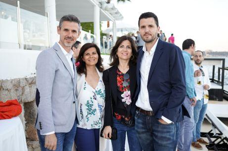 Hermanos José Y Gabriel Alzamora, Analía Freiré y Marta Rubio © La Siesta Press / J. Fernández Ortega