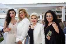 Monica Motta, Isabel Agüero, Sedi y Anila Seidel. © La Siesta Press / J. Fernández Ortega