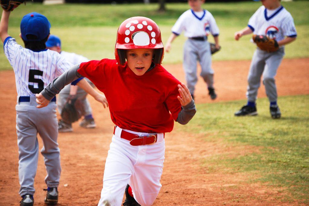 Choosing organized sports