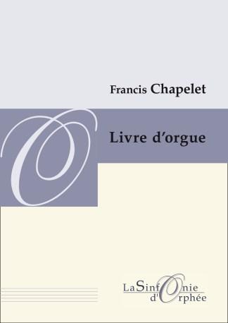 Livre d'orgue