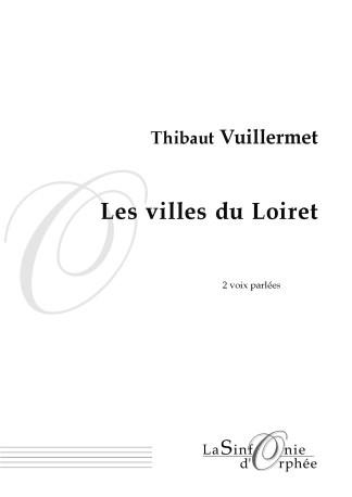 Les villes du Loiret