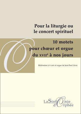 10 motets pour chœur
