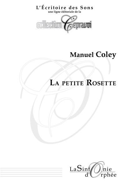 La petite Rosette