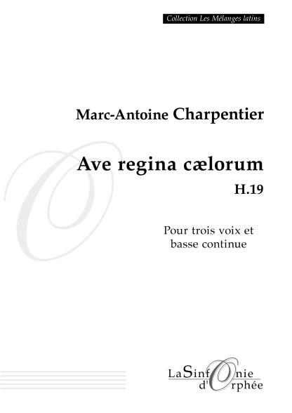 Ave regina cælorum