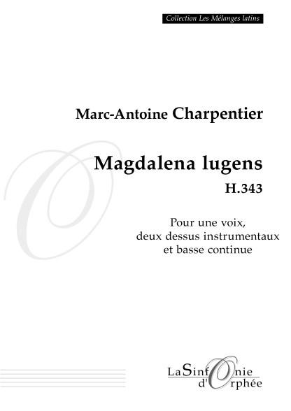 Magdalena lugens