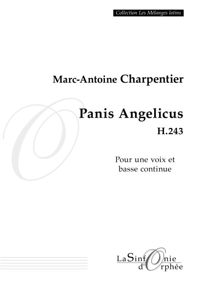 Panis angelicus H.243