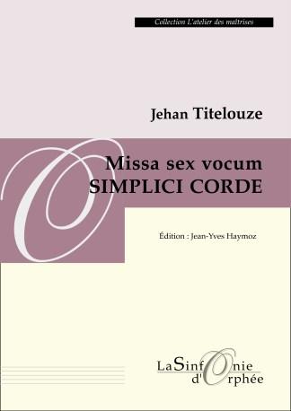 Missa Simplici corde