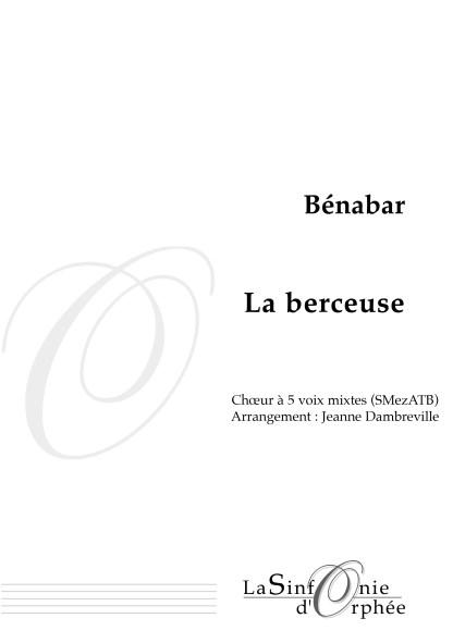 Benabar, La berceuse