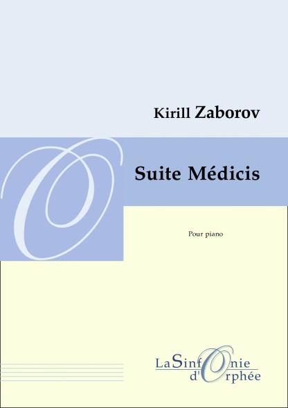 Kirill Zaborov Suite Médicis