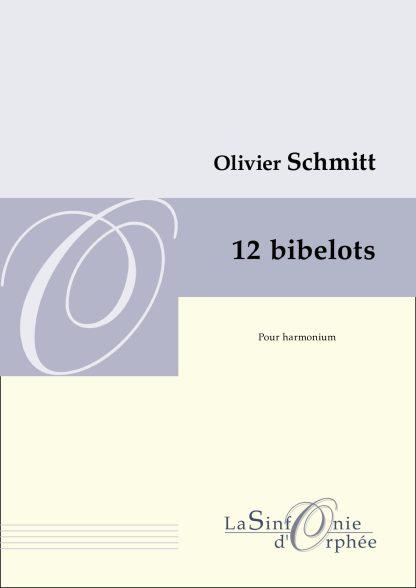 Olivier Schmitt 12 bibelots
