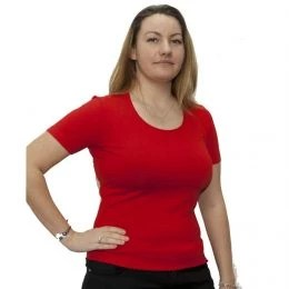дамски-блузи-с-къс-ръкав-размер-М