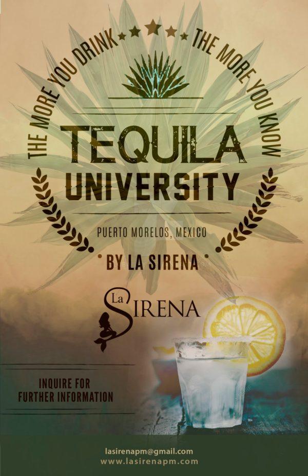 LA SIRENA-Tequila University