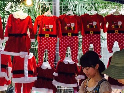 Little Santa suits