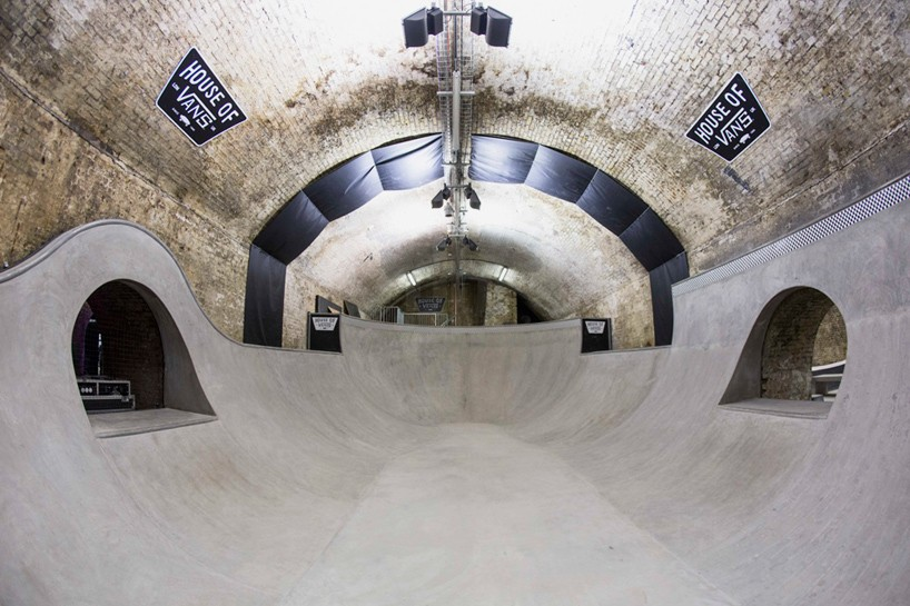 house of vans london indoor skatepark