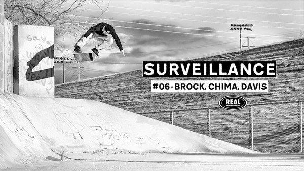 Surveillance Part Real Skateboard video