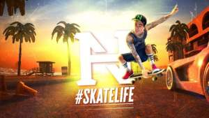 Nyjah Huston #Skatelife11