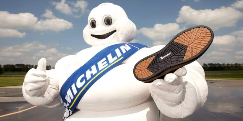 Etnies x Michelin collab Marana 123