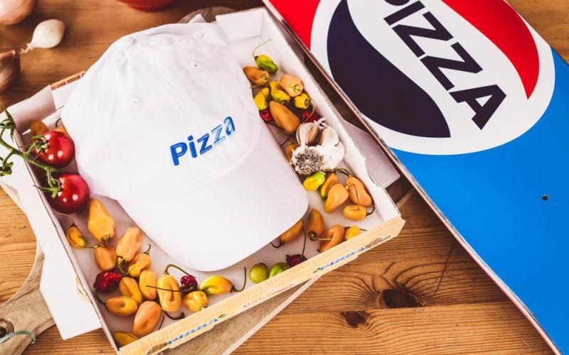 Pizza skate video