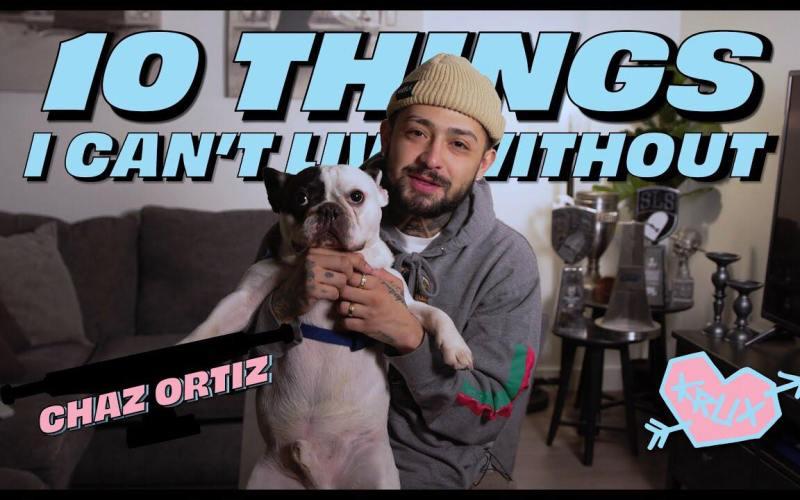 Krux Chaze Ortiz
