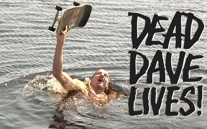 Dead Dave pro pour Heroin skateboards