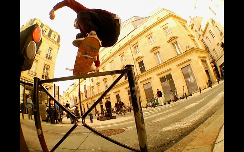 Magenta street skate 2021
