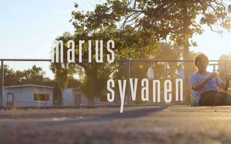 Marius Syvanen